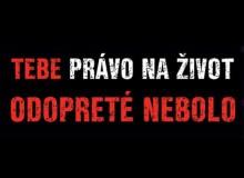 Právo na život
