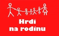 (SK) IV. ročník – Hrdí na rodinu (27.06.2015 – Bratislava)