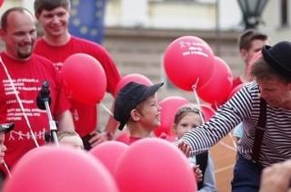 (SK) IV. ročník – Hrdí na rodinu (27.06.2015 – Bratislava) – tlačová správa